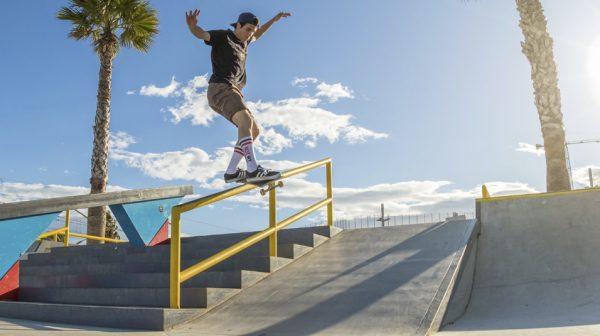 skate skateboard american socks nike badalona skatepark agora