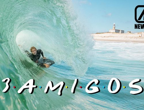 3 AMIGOS @ New Wave Store
