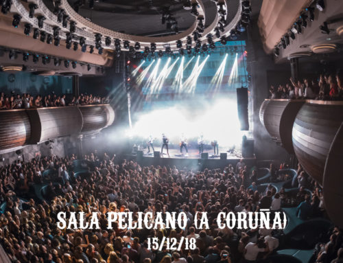 La M.O.D.A @ Sala Pelícano