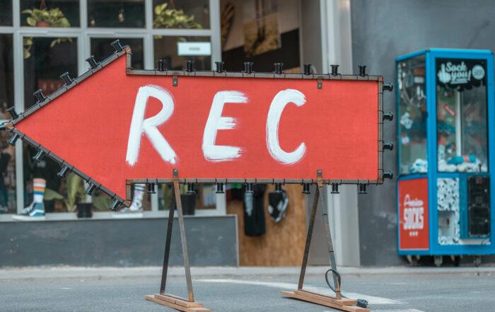 rec.0 experimental stores american socks